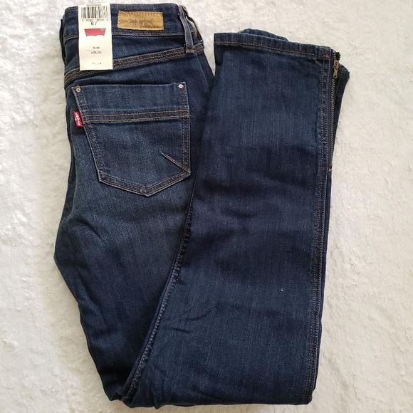 Levi's Denim - Levi's Utility Slim Fit Skinny Legs Jeans